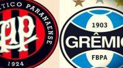 Atlético-PR x Grêmio – Jogo Ao Vivo e Escalação