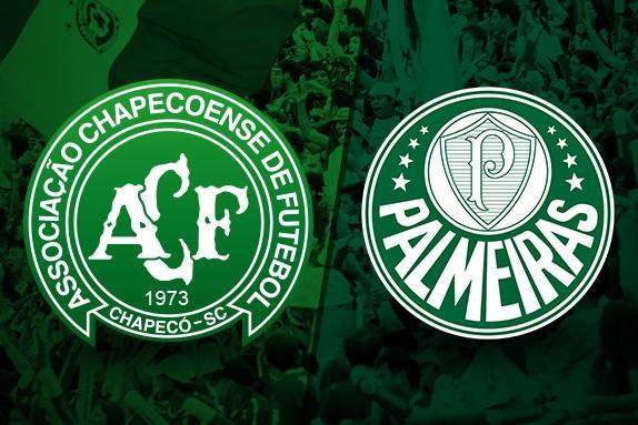 Chapecoense x Palmeiras – Jogo do Brasileirão Série A 2017