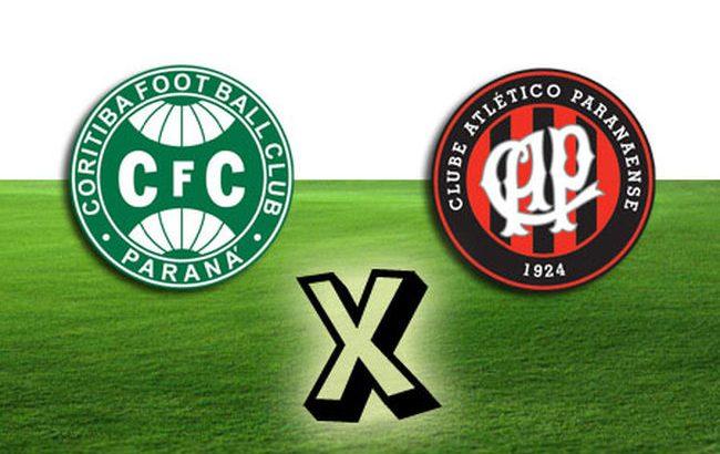 Jogo Coritiba x Atlético-PR – Final do Campeonato Paranaense 2017