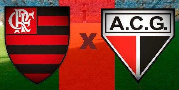 Jogo Flamengo x Atlético-GO – Copa do Brasil 2017