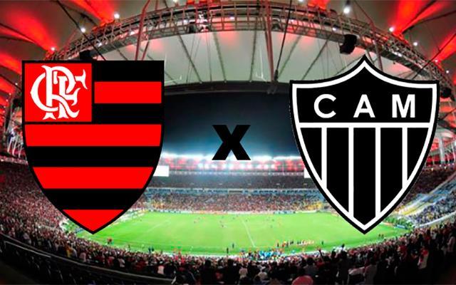 Jogo Flamengo x Atlético-MG – Horário, Escalação, Onde Assistir