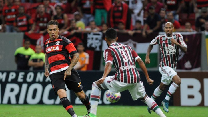 Jogo Flamengo x Fluminense – Final do Campeonato Carioca 2017