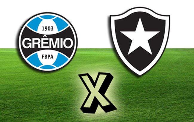 Jogo Grêmio x Botafogo – Horário, Escalação e Onde Assistir Ao Vivo