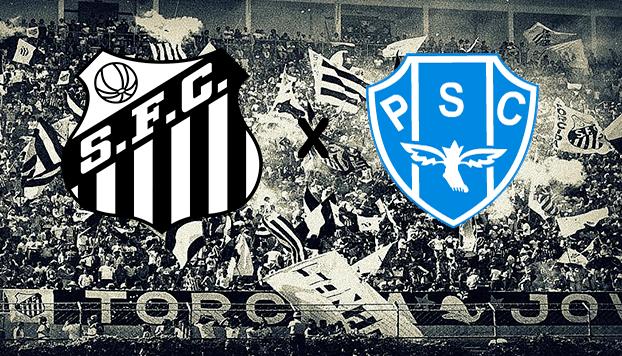Jogo Paysandu x Santos – Copa do Brasil 2017
