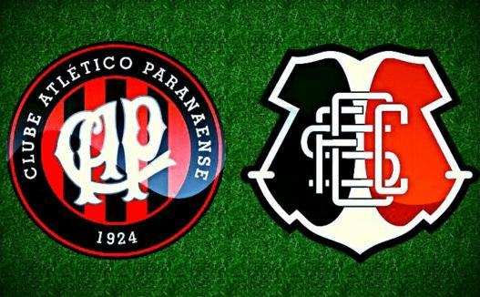 Jogo Santa Cruz x Atlético-PR – Copa do Brasil 2017