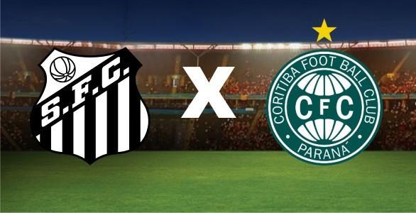 Jogo Santos x Coritiba – Campeonato Brasileiro Série A 2017
